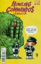 Howling Commandos of S.H.I.E.L.D. #1 Skottie Young Variant NM - $4.49