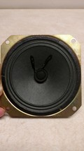 """4"""" Square Internal Replacement Speaker Originally for RCA Television EP95X27 New - $8.59"""