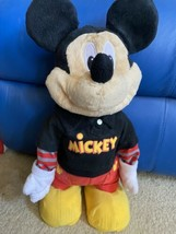 Animated Dancing Singing Mickey Mouse 2009 - $45.00