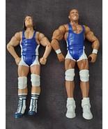 Chad Gable & Jason Jordan ~ Battle Pack Series #48 ~ Mattel WWE Action Figures - $9.79