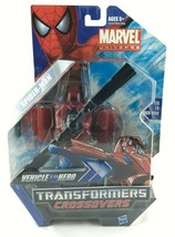 Hasbro Transformers Marvel Spider-Man Helicopter Crossover New - $149.95