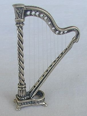 Primary image for Perfect gift for harp lovers