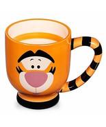 disney parks striped tigger ceramic coffee cup mug new - $26.42