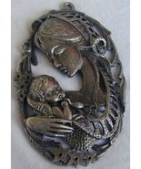 Mother and son - $35.00