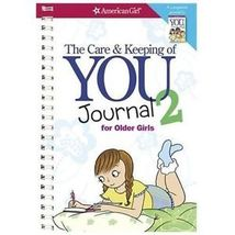 The Care and Keeping of You 2 Journal by Cara Natterson (2013, Spiral) - $10.99