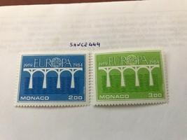 Monaco Europa 1984   mnh      stamps   - $1.95