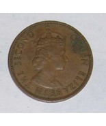 British Caribbean Territories Eastern ONE CENT 1955 - $13.12 CAD