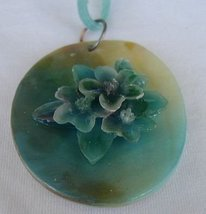 Greenish mother of pearl - $30.00