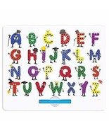 Cretee A to Z Letters & Number Magnet Tablet para los niños (Colorful) - $527,03 MXN