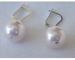 Pink pearls earrings thumb155 crop