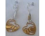Broken heart earrings thumb155 crop