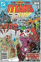 The New Teen Titans Comic Book #15 DC Comics 1981 VERY FINE/NEAR MINT NE... - $16.39