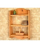 Wood Shelf - Town & Country Shelves - $29.95