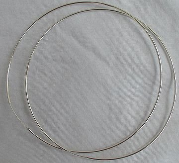 Primary image for Huge hoop earring.