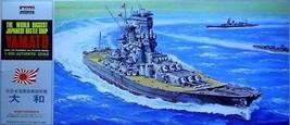 Yamato Battleship 1-600 Arii - $20.00