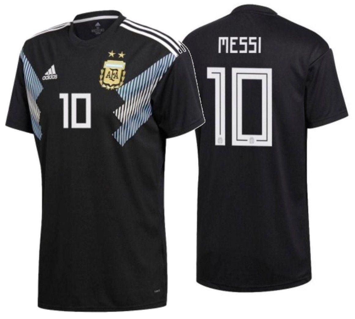 92fdb2aca05 Adidas Lionel Messi Argentina Away Jersey and 22 similar items. 57