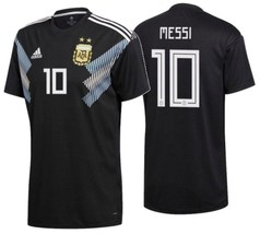 ADIDAS LIONEL MESSI ARGENTINA AWAY JERSEY FIFA WORLD CUP 2018. - £110.35 GBP