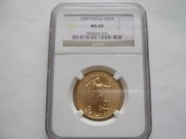 2009 Gold Eagle , $25 , NGC , MS 69 - $1,695.00