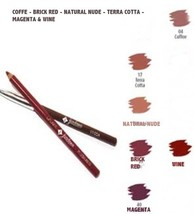 Kohl Kajal Lipliners Jordana U Get 6 Pencils All Diff Colors New Great Liners - $5.00