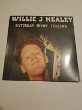 Willie J Healey Saturday Night Feeling 10 inch Record album vinyl NEW FR... - $6.92
