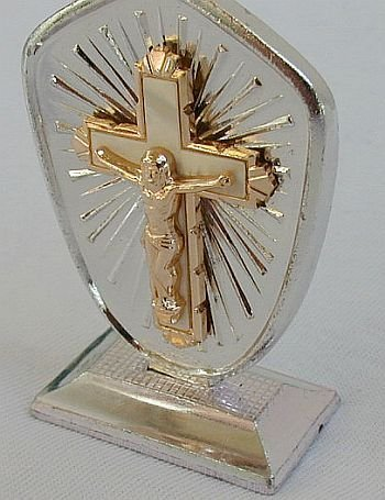 Mini christ statue a