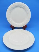 "2 Tabletops Fruit de Blanc 7 3/4"" Salad Plates Set of 2 - $14.69"