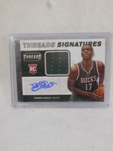 2014 threads signatures Damien Inglis numbered 119/249 autograph - $7.87