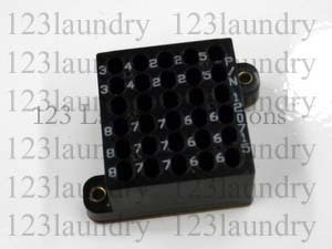 ADC stack dryer terminal block #120715