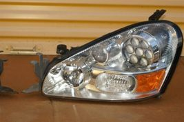 05-06 Infiniti Q45 F50 HID XENON HeadLight Lamps Set L&R image 4