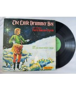 The Little Drummer Boy Harry Simeone Chorale Originale Vinile Vintage Di... - $63.09