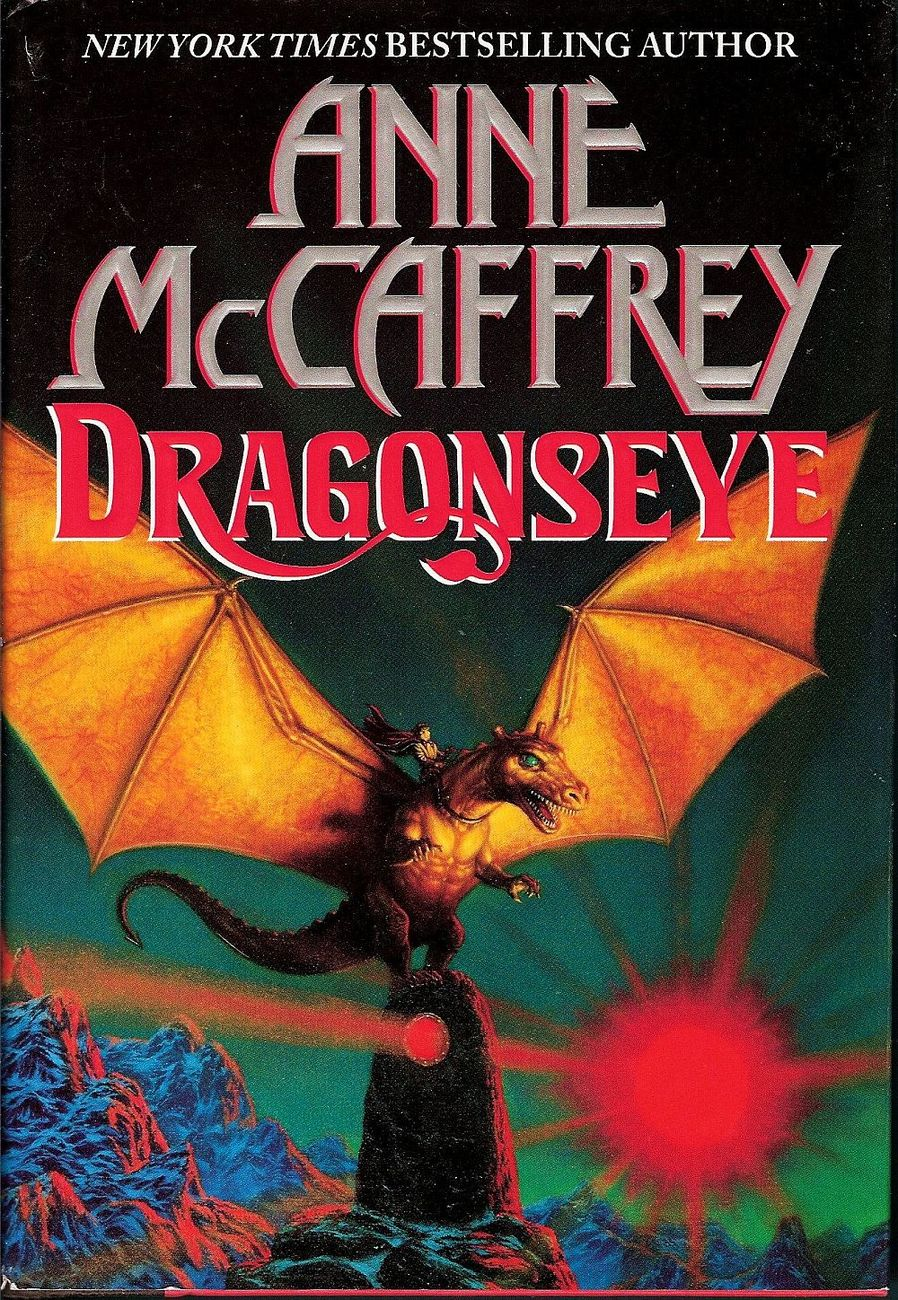Dragonseye by Anne McCaffrey 1st ed HC DJ 1997 Dragonriders of Pern series