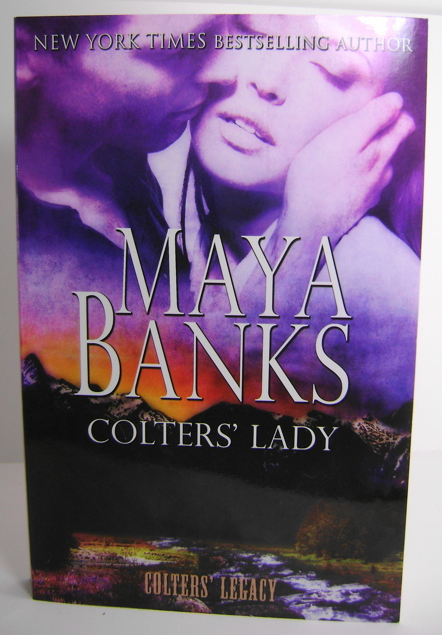Primary image for Colters Lady Maya Banks Colters Legacy Book 2 PB