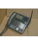 NEW Panasonic KX-TG4000B 4-Line Wired Office Phone+ wireless 2.4GHz DSS ... - $99.95