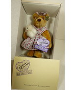 """Annette Funicello 8.5"""" PRECIOUS & BAILEY Buddies Collection Bear & Kitty... - $51.48"""