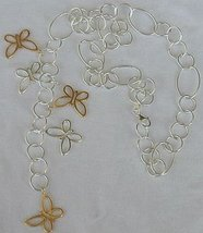 Gold and silver butterfly thumb200