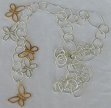 Gold and silver butterfly 1 thumb200