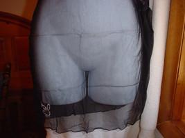 Playboy Sheer Swim Sarong One/Size Black NWT - $18.99