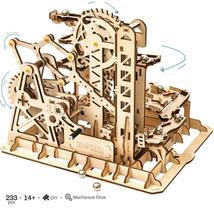 ROKR Mechanical Gears DIY Building Kit Mechanical Model Construction Kit... - $46.99