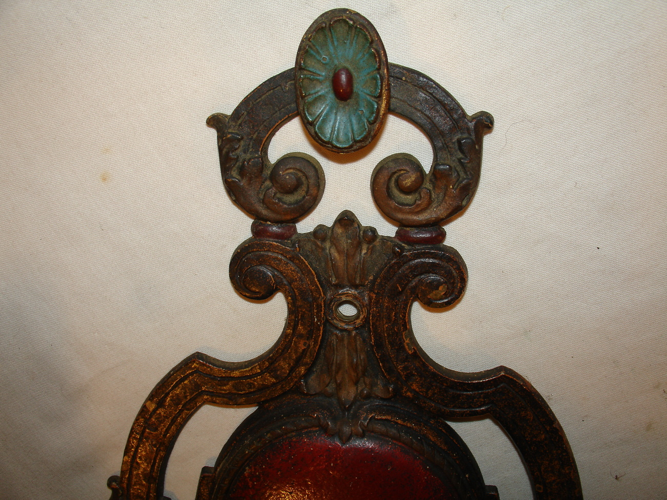 Antique Brass Wall Sconces