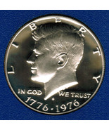 1976 S PROOF Kennedy Half Dollar CP2015 - $82,05 MXN