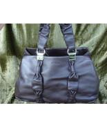 Furla Corolla Coffee Brown Leather Tote  - $299.99