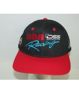 Nascar Racing RCA DSS hat cap Jeremy Mayfield 98 Cale Yarborough cup team - $19.79