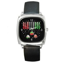 Bah Humbug & Ornaments Christmas Watch 9 Othr Styls Charm, Stainless, Sport, Etc - $25.99