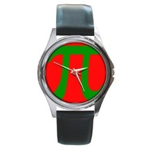 CLEVER CHRISTMAS PI PIE MATH SCIENCE WATCH 9 OTHER STYLES NEW  - $25.99
