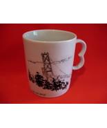 Home Oil Gas Stations Lions Gate Bridge Vancouver BC. Coffee Cup Mug Sou... - $9.95