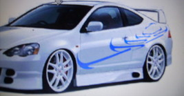 Euro Decal #2 With Hood Kit Car Truck Suv Van Graphic - $95.00
