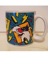 "Warner Bros. Looney Tunes Novelty 4"" Mug, Shelf... - $9.99"