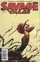 Savage Tales (Dynamite) #2C VF; Dynamite   save on shipping - details in... - $9.99