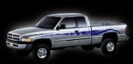 Truck Kit #2 Decal Graphic Car Truck Auto Suv Van - $90.00