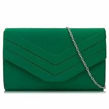 Milisente Clutch Purses for Women Velvet Envelope Evening Bags Classic S... - $18.60